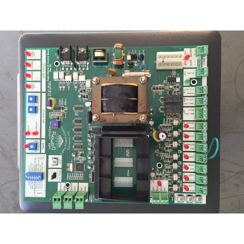 Eagle E555 Diamond Control Board - Parts - Gate Operators