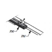 DKS DoorKing 2600-716 Short Arm Crank