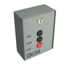 DKS DoorKing 1200-006 3-Button Control Station