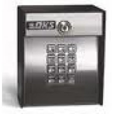 DKS DoorKing 1508-053 Hinged Faceplate