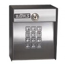 DKS DoorKing 1506-105 Replacement Stainless Steel Body