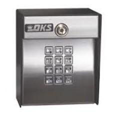 DKS DoorKing 1506-105 Replacement Stainless Steel Body