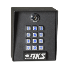 DKS DoorKing 1515-081 w/stainless faceplate