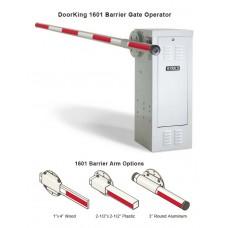 DKS DoorKing 1601-080-14W 14' Wood Arm Barrier Gate Operator