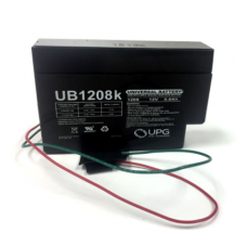 DKS DoorKing 1801-008 Battery 12 Volt 0.8 AH