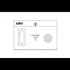 DKS DoorKing 1838-121 Call Station with DKS DoorKing 20 Card Reader