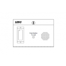 DKS DoorKing 1838-124 CallStation w/DK Prox Card Reader