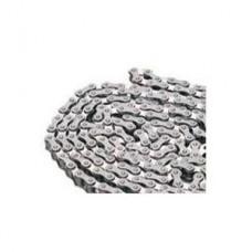 DKS Doorking 2600-443 Chain #41 Nickel Plated 10-ft Box