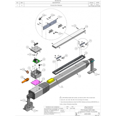 DKS DoorKing 1720-120 Wire Harness