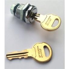 DKS DoorKing 4001-035 Lock N16058BDxSFx2K Key 16120