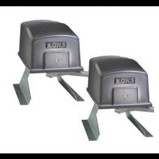DKS Doorking 6100 1/2 Hp Master/Slave PAD Mount Package