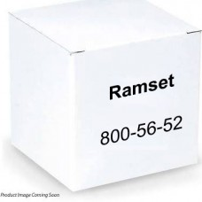 "Ramset 800-56-52  -  Metal Box for 6'' V Groove Wheels(7"" x 2"" x 4"")"