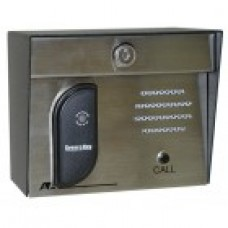 AAS 23-213i SecuraKey Readers 3-6 inch read range, intercom