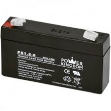 BT-PS06V0012T1-A 6V 1.2Ah Battery replacement