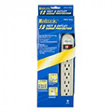 TR-PS612S POWER 6 OUTLET / 12ft cord