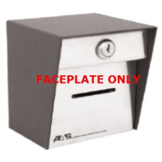 AAS 1-024L Mechanical reader Faceplate
