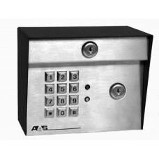AAS ADV-1000-knox Advantage DK Post Mount w/ knox cutout