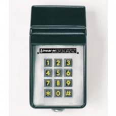 Linear AKR-1: Exterior Digital Keypad with Radio Receiver