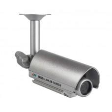 BU-381 380TVL Bullet Camera with Fixed Lens