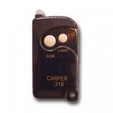Carper CX-318 Garage Door Remotes (Allstar 9921 compatible)