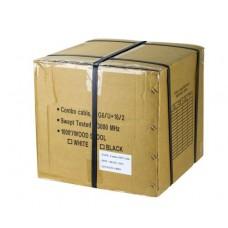 CB-6CP-G10B95S RG6 Combo (18/2) Split Type / 1000ft in wooden spool