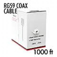 CB-CX-NB10-80 RG59 / Coax / 80% / 1000ft