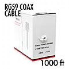 CB-CX-NB10-80 RG59 / Coax / 80% / 1000ft
