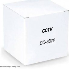 CO-3824 330TVL / 0.8 Lux / DC12V*AC24V / 1/3in Sony CCD