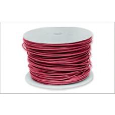 Cross-Linked Polyethylene(XLPE) Loop Wire, Red, 500 feet
