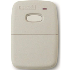Digi-Code DC5010 Garage Door Remotes (Multi-Code Compatible)