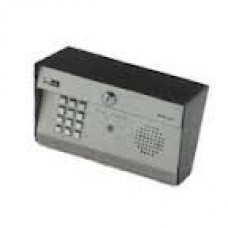 DKS DoorKing 1504-120 Wiegand Keypad, Surface Mount with Intercom