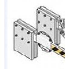 DKS DoorKing 1602-003 Counter Balance Weights ( Plates For Wood Arm )