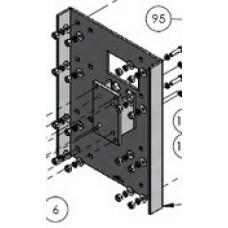 DKS DoorKing 1602-015 Mount Plate Gear Box