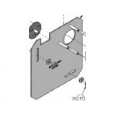 DKS DoorKing 1602-115 Mount Plate