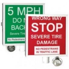 DKS DoorKing 1615-035 Replacement Sign