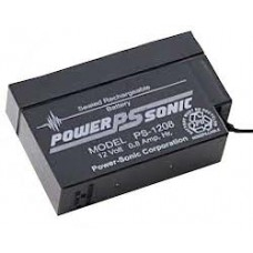 DKS DoorKing 1801-008 Battery 12 Volt 0.8 AH