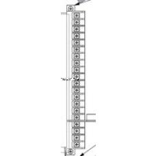 DKS DoorKing 1814-049 Terminal 20 Pin