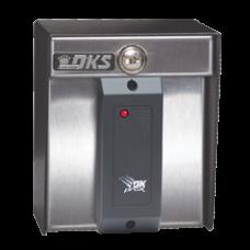 DKS DoorKing 1815-232 RS-485 IDTeck Reader Surface Mount