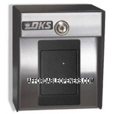 DoorKing 1815-234 RS-485 Reader w/Surface Mount Enclosure