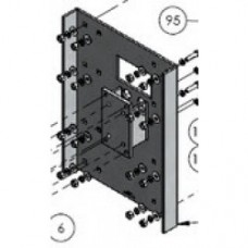 DKS DoorKing 2600-350 Gear Box LIM-60D 10:1