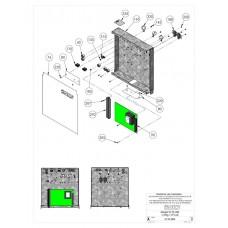 DKS DoorKing 2600-364 Gear Box Replacement