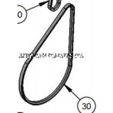 DKS Doorking 2600-688 Belt-Cogged