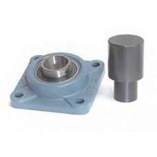 DKS DoorKing 1200-009 Flange Bearing Hinge Assembly