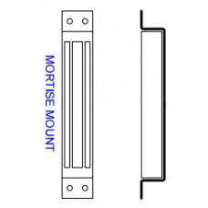 DKS DoorKing DKML-M6-1LT 600 Lb. Single Mortise Lock