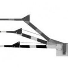 DKS DoorKing 1601-610 Folding Aluminum Arm