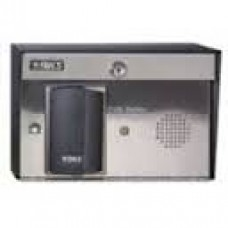 DKS DoorKing 1838-121 Call Station with DKS DoorKing 20 Card Reader