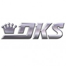 DKS Doorking 2615-031 Bolt Hex Head 5/8-11 x 1-inch