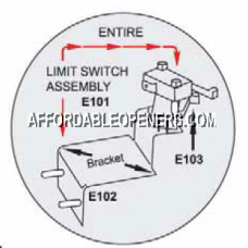 Eagle E101 Limit Switch Assembly (Complete)