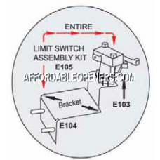 Eagle E105 Limit Switch Assembly (Complete)