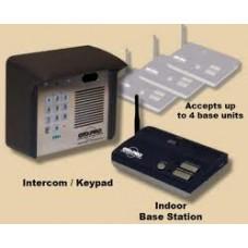 GTO F3100MBC Wireless Estate Intercom With Integrated Digital Keypad